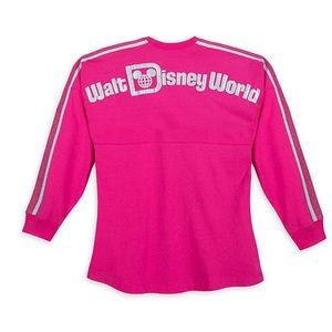 WDW Spirit Jersey for Adults – Imagination Pink